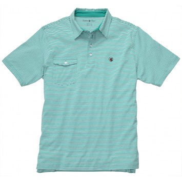 Tourney Shirt - Green Stripe